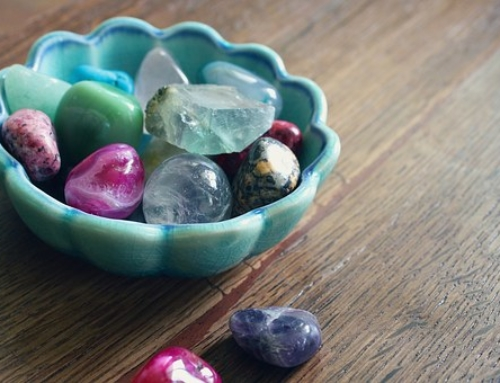Powerful Crystals for Spring Cleaning & Romance