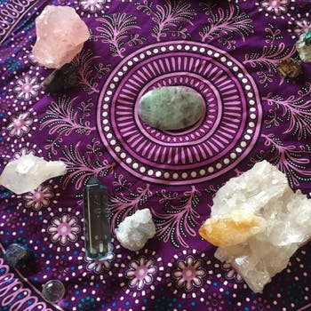 Grounding Crystals for Empaths – Italia Oliver