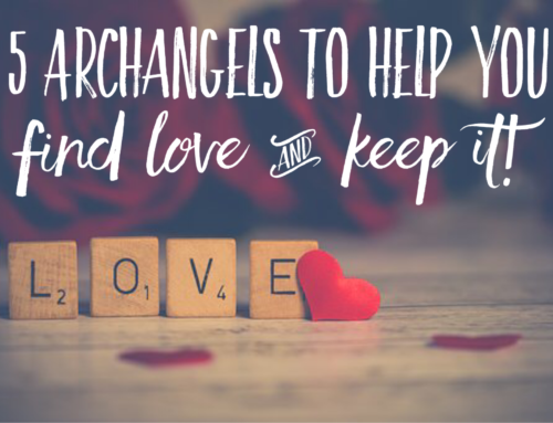 5 Archangels to Help You Find Love & Keep It!